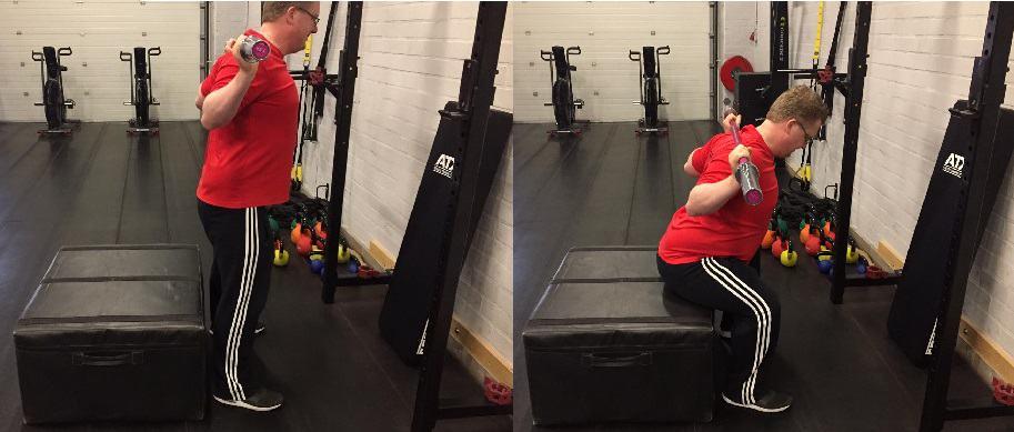 box squat barbellsquat