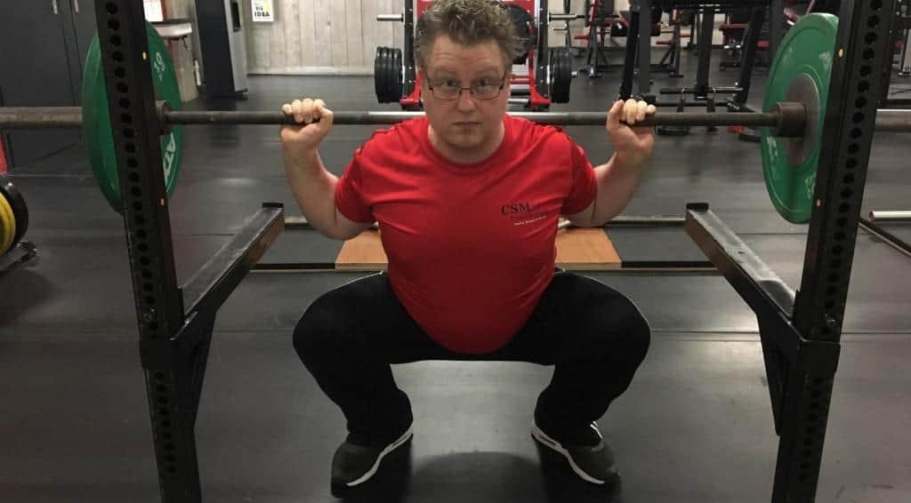 Medium squat