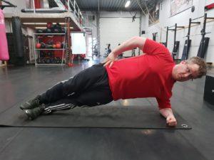 Sideplank CSM Fysiotherapie