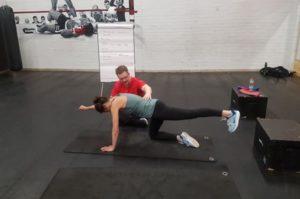 Fysiotherapie core stabiliteit rugpijn