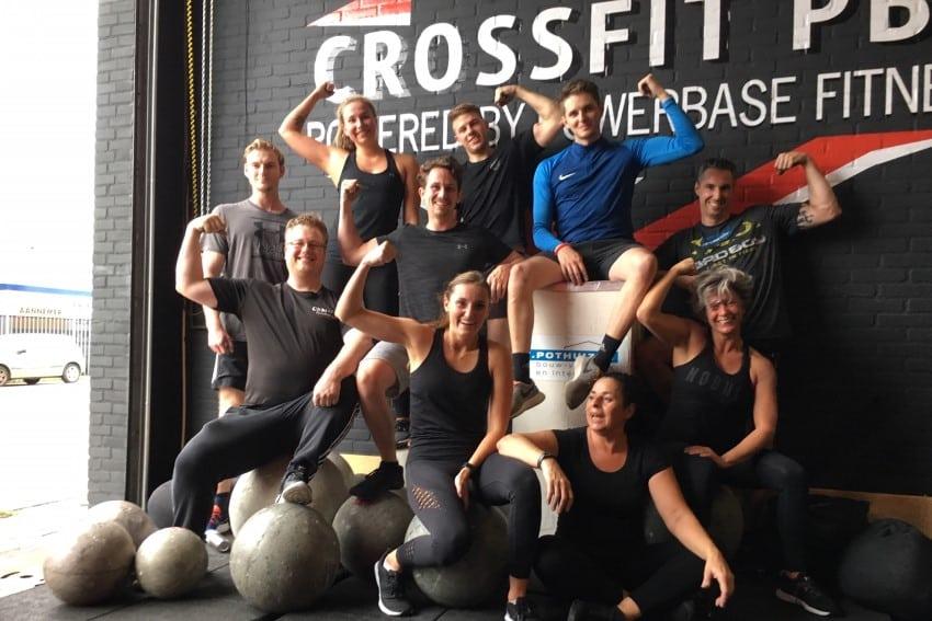 Crossfit fysiotherapie