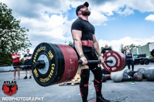 Jeffrey laterveer deadlift